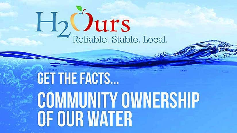 TOAV community ownership of our water
