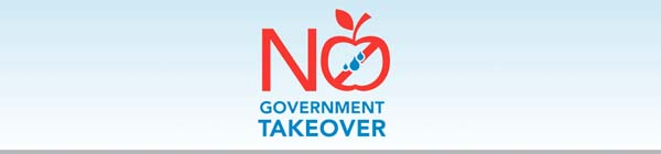 No government takeover